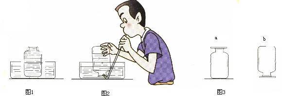 在科学探究过程中经常要收集气体样品