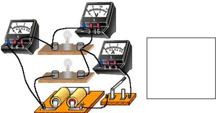 电压表测量并联电路两端的电压,开关控制整个电路,根据实物图画出电路
